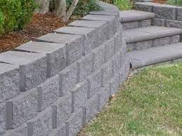 gardenstone retaining wall bluestone
