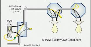 how to wire two lights one switch diagram diagram  light two lights one switch wiring diagram in tciaffairs incredible wiring diagram pictures part 2