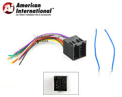vw wiring harness ebay 2001 vw passat stereo wiring diagram at Metra Mk4 Wiring Harness