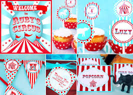 Homemade Circus Decorations Carnival Party Decorations Party Favors Ideas