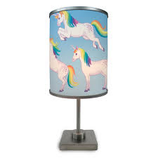 Artlight Playful Unicorns Table Lamp Walmartcom