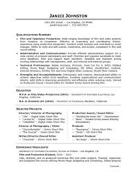 Examples Of Resume Objectives - Resume Templates