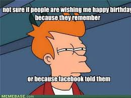Memes Vault Birthday Meme for Facebook Walls via Relatably.com