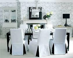 dining room chairs slipcovers.  Dining Medium Size Of White Dining Room Chair Slipcovers Slip Covers  With Chairs