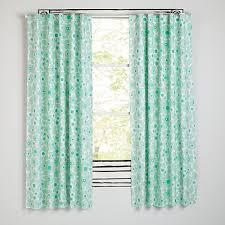 innovative aqua blackout curtains and go lightly mint fl 96 blackout curtain the land of nod