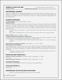 Sample Resume No Experience Custom Sample Resume For A Cna With No Experience Luxury Nursing Assistant