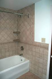 mosaic shower floor mother of pearl tile sticker square seashell shell wall kitchen floors