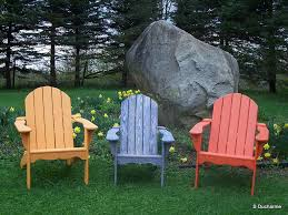 adirondack chairs are available in a variety of finishes sizes and colors
