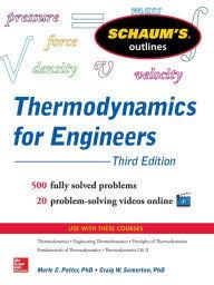 Thermodynamics, Mechanical Engineering & Dynamics, Books | Barnes ...