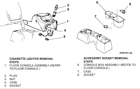 cigarette lighter wiring diagram wiring diagram and schematic design honda accord 1994 wiring diagram diagrams and schematics