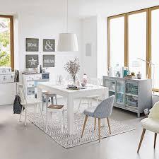 Mango Living Room Furniture Aparador Con Vitrina De Mango Gris An 130 Cm Bloom Maisons Du