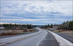 the remote alaska town of glennallen 180 miles northeast of anchorage is home to