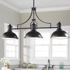 modren pendant period pendant island chandelier 3 light oiled bronze throughout