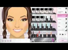 stardoll nina dobrev choice awards 2016 makeup tutorial