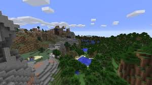 minecraft xbox one map size the overworld official minecraft wiki