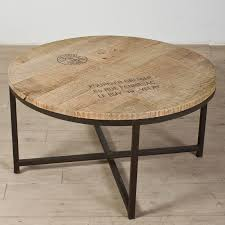 round coffee tables shine your light wildon home ayodhya table with end oval kitchen vintage ethan