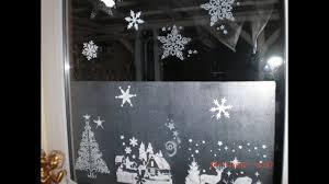 Weihnachten Fenstergestaltung Mit Window Creme
