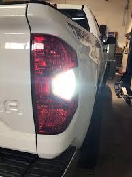 2014 2020 Toyota Tundra Cree Led Reverse Lights Pair Hid Kit Pros