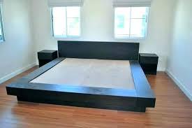 diy platform bed. Diy Platform Bed Frames Beds Frame Twin A Wood