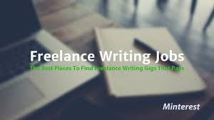Best Places To Search For Jobs Freelance Writing Jobs Over 51 Places To Find Freelance Writing Gigs