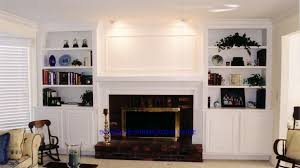 built in bookcases around fireplace | To see full screen size pictures just  select it.