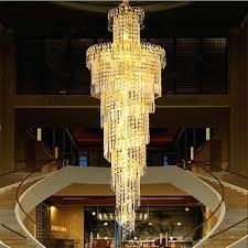 floor chandelier