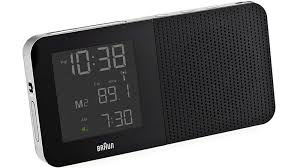 waking up to braun s new alarm clock would make mornings tolerable