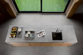 expona commercial light grey concrete stone by objectflor