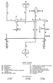 old mf 35 tractor wiring diagram old automotive wiring diagrams old mf 35 tractor wiring diagram