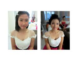 add to board prewedding and before after by makeup by fonny 001