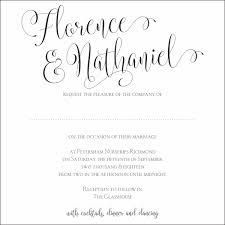 words invitation wording your perfect wedding invitation hummingbird card company