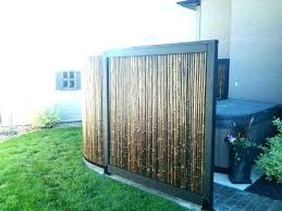 wooden privacy screen full size of outdoor wood privacy screen wooden screens garden panels create patio