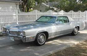 550 Pound Feet & FWD: 1970 Cadillac Eldorado   Bring a Trailer