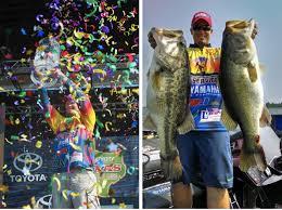 Bassmaster Fishing Chart Toyota Bassmaster Texas Fest Tournament To Be Held On