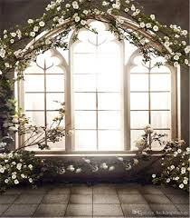 wedding picture backdrops. Beautiful Wedding 8x12ft Romantic Wedding Photo Backdrops Retro Vintage French Window Spring  Flowers Studio Decor Props Photography Picture Background Cloth  For I
