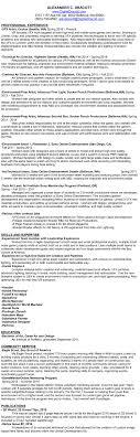 Animator Resume Objective Samples Online Sample Free Resume Format