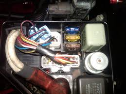 3s gte jdm 3rd gen turbo engine getting started on gen iii jdm if you have no power at the coil and igniter you can bridge the power from the black and red wires in the fuse box this is how i did it in my car