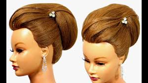 Updo Hairstyles For Short Hair Youtube 15 Best Of Long Hair Updo