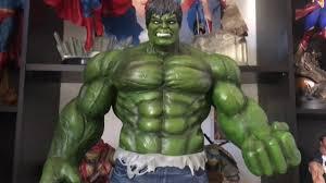 4 scale custom Hulk 2008 Edward Norton ...