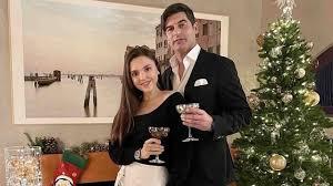 Chi è Katerina Ostroushko, la moglie di Paulo Fonseca