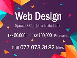 Web Design Sri Lanka Price Web Design And Development For Small Business Sri Lanka