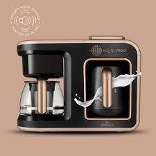 Karaca Hatır Plus Mod 5 in 1 Çay ve Kahve Makinesi Rosie Brown -  Alkapida.com