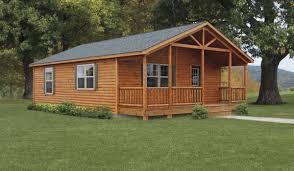 amish modular log homes