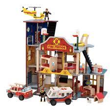 Купить <b>KidKraft</b> Игровой набор <b>Пожарно</b>-<b>Спасательная станция</b> ...