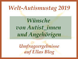 Was Sich Autistinnen Autisten Und Deren Familien Zum