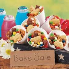 How To Have A Bake Sale Kiddie Crunch Mix Recipe In The Kitchen Pinterest Baking