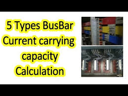 What Is Bus Bar And Calculate Current Carrying Capacity