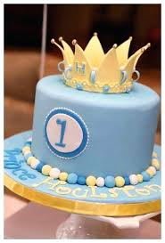 17 First Birthday Cake Decorating Ideas Boy View More Http