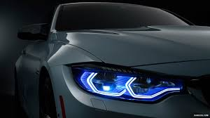 iconic lighting. 2015 BMW M4 Iconic Lights Concept OLED - Headlight Wallpaper Lighting