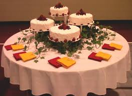 Cake Table Decoration Retirement Party Decorating Ideas Retirement Party Pinterest